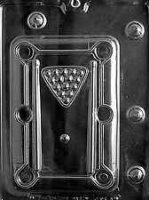 POOL TABLE TOP Chocolate Candy Mold LOP-J095A