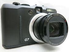 Canon Powershot G7 Point & Shoot compact digital camera *superb
