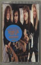 Metallica – The $5.98 E.P. - Garage Days Re-Revisited cassette New!!