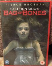 Bag of Bones DVD (2013) Pierce Brosnan Rare Deleted Stephen King Horror Thriller