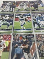 2019 Prestige Pick Your Card & Complete Your Set NFL Football Base Cards #1-300