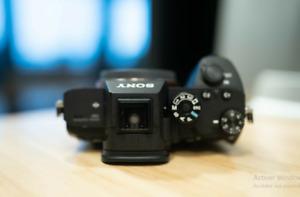 Sony Alpha 7R III 42.4 MP Digital Camera - Black