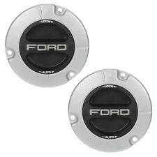 2005-2010 Ford F250 F350 F450 F550 Super Duty Auto Locking Front Hub Set OEM NEW