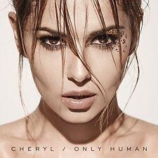 CHERYL ~ ONLY HUMAN CD 15 TRACKS Disc New PARENTAL ADVISORY EXPLICIT LYRICS