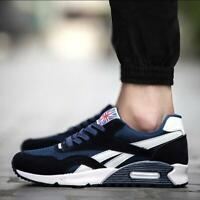 Men's Fashion Casual Running Breathable Sports Shoes Walking Athletic Sneakers