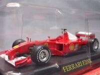 Ferrari Collection F2001 1/43 Scale Box Mini Car Display Diecast vol 37