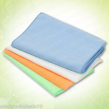 10X Sports Travel Microfibre Washcloth Quick Dry Gym Beach Swim Bath Towel SYD