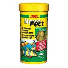 JBL Novofect Comprimés de Nourriture - 100ml Novo Fect Grundbewohner