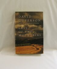 EAST OF THE MOUNTAINS by David Guterson~HC/DJ #1 E~1999