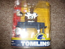 McFarlane NFL 2007 Series 16 LaDainian Tomlinson San Diego Chargers White Jersey