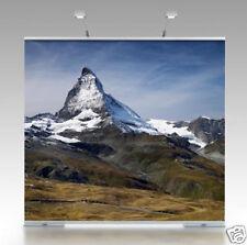 OCTApole Messewand mit PrintGreen! Grafik 1240 x 2400 mm - by OCTANORM - Set10