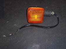 Clignotants Arrière Câble Noir Vert en Parfaite Condition Yamaha XTZ 660