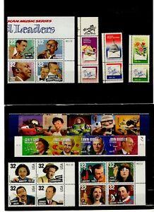 USA  MNH stamps collection 74.-Eu