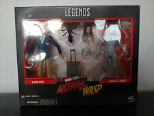 "X-CON LUIS & GHOST Hasbro Marvel Legends 6"" Action Figure sealed MIB Ant-Man NEW"