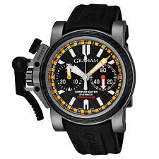 Graham Chronofighter Oversize Commander Automatic Chronograph Men's Watch