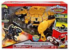 power rangers dino charge super limited edition deluxe t-rex zord figuren