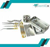 Dental PRF Centrifuge System GRF Instruments Box Set Implant Surgery Kit CE New