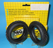 Proline 2.1 Front Tires 421-F Waffle Diamond Tamiya Fox Wild One RC10 RC Part