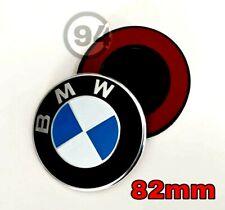 Logo pour BMW Capot Coffre 82mm Insigne emblèmeAutocollant 51147057794