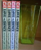 Love or Money 1-4 Lot of 4 Shojo Manga, English, 13+, Sang-Eun Lee