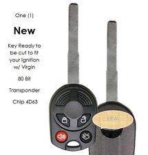 Remote control key 4d63 315 MHz Fob Uncut Transmitter fab STR-5921709 164R8046