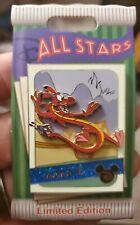 Disney Mushu Mulan Karate All Stars Trading Card Pin 2020 LE 4000