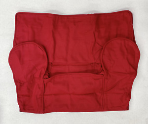 Pottery Barn KIDS Anywhere Chair Slipcover~REGULAR~Red~NO MONO