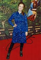 Nina Eichinger - hand signed Autograph Autogramm - 20 x 30 cm