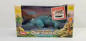 New Boxed Vintage Playskool Definitely Dinosaurs Polacanthus