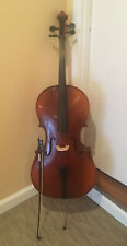 Samuel Eastman VC95 4/4 Cello with Bow and Bag