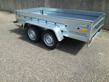 """Brand NEW Car trailer twin axle 8 ft 6"""" x 4 ft 4"""" 750kg"""