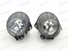 1Pair Front Bumper Fog Lights Left & Right For BMW E53 X5 2005-2006