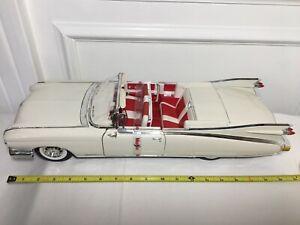 Large Maisto Cadillac Eldorado Biarritz 1959 1/12 Scale - Private Collection