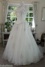 Unbranded Strappy/Spaghetti Strap Ball Gown/Duchess Wedding Dresses