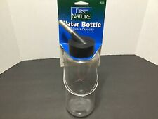First Nature 3032 32-ounce water bottle for animals new