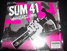 Sum 41 Underclass Hero Rare Australian Enhanced CD Single
