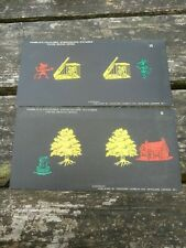 Pair Of Hamblin's Coloured Stereoscope Pictures (Cruise Second Series)