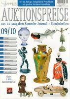 SAMMLER Journal Auktionspreise - Heft Katalog Auktionen - 09 / 2010 - H16701