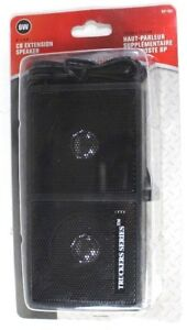ROADPRO RP-160 3x5.5 Visor Mount Twin CB Extension Speaker 6 Watts