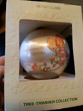 Hallmark Betsey Clark Vintage Satin Ornament 1979 Fun Times Memories To Treasure
