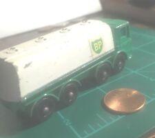 Vintage Matchbox Series No. 32 Leyland Petrol Tanker. BP.