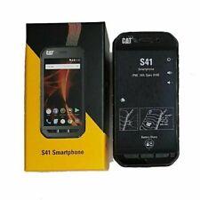 CAT S41 - 32GB - Black (Unlocked) (GSM+HSPA+LTE)