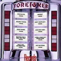 Foreigner Records (compilation, 1977-82) [CD]
