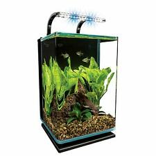 Marineland Contour 5 aquarium Kit 5 Gallons, Rounded Glass Corners