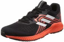 Adidas Hombre Aerobounce 2M Malla Running Entrenamiento bajo Zapatillas Negro