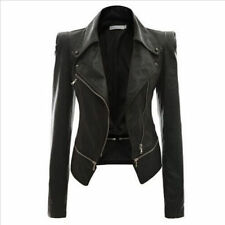 Leather Vintage Coats & Jackets for Women