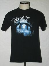 ZAMIA Band SOULS COLLIDE T Shirt Christian Metal Print Concert tour CD Size M