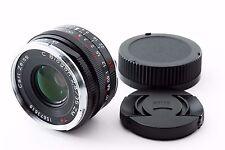 35mm Zeiss C-Biogon f/2.8 ZM / Black for Leica / EXC +++ Japan