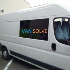 Citroen Relay Privacy Fixed Window Conversion 2006 > onwards inc. fitting
