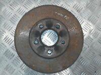 Ford Focus C-MAX 2005 1.8 Left Front brake disc Petrol 92kW VEI7554